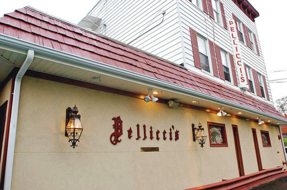 Photo by Erik TrautmannPellicci's restaurant on Stillwater Avenue in Stamford. Joseph Pellicci, whose family owns the restaurant, was murdered in 1973 and the case is still unresolved. / (C)2011, The Hour Newspapers, all rights reserved