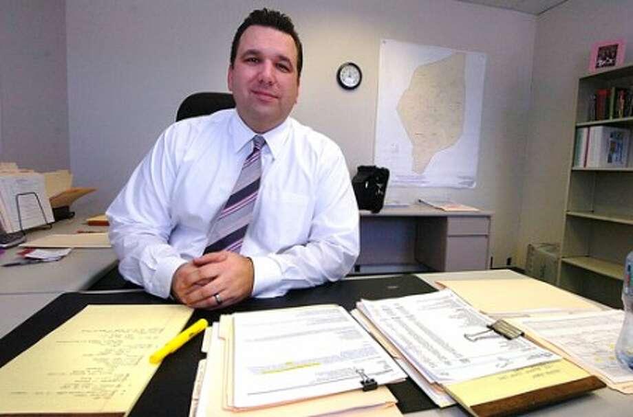 Photo/Alex von Kleydorff. Norwalk Public Schools CEO Craig Drezek.