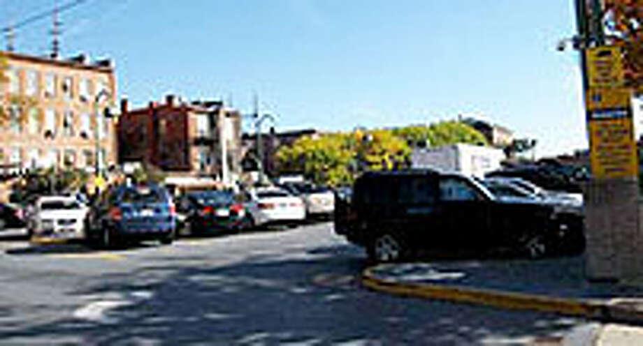 Police investigate report of man masturbating in Haviland Lot