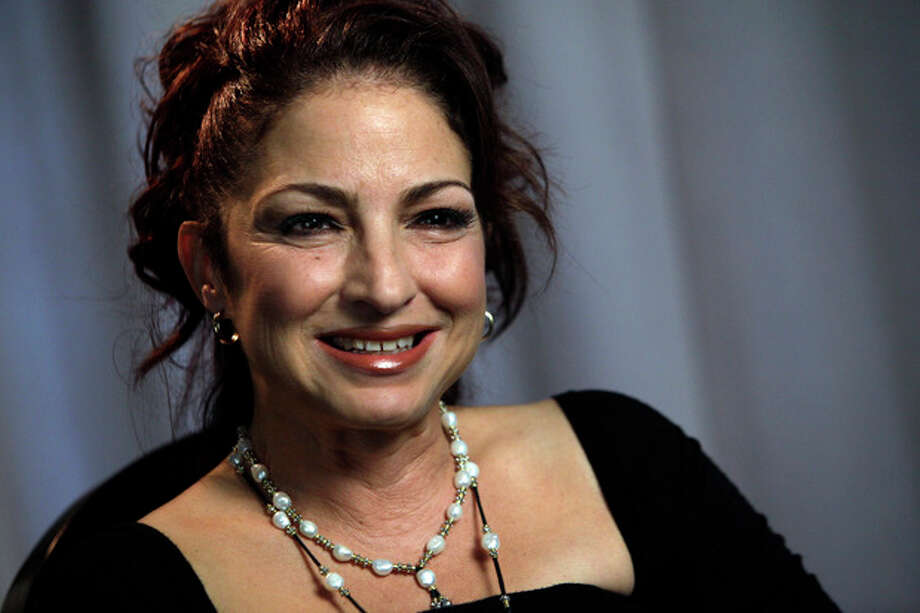 """AP photo / Richard Drew Singer Gloria Estefan attributes her producer Pharrell with helping to bring out her sexier side in her new English album, """"Miss Little Havana."""" / AP"""