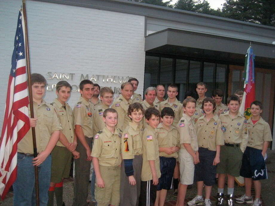 Contributed photoThe Wilton Boy Scouts Troop 125