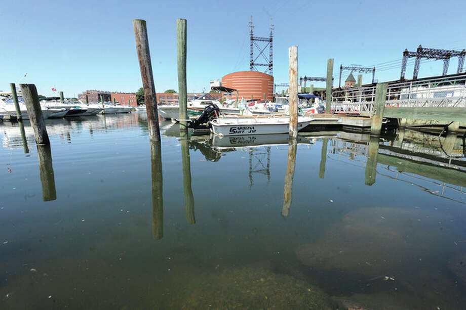 Hour photo / Matthew Vinci Shown is a section of the Norwalk River. The Long Island Sound Study's Citizens Advisory Committee recently announced the findings of a study on plans for the Long Island Sound.
