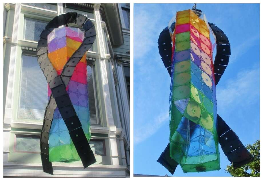 Miguel-e Ranzi Gutierrez' sculpture, Pride and the Orlando tragedies