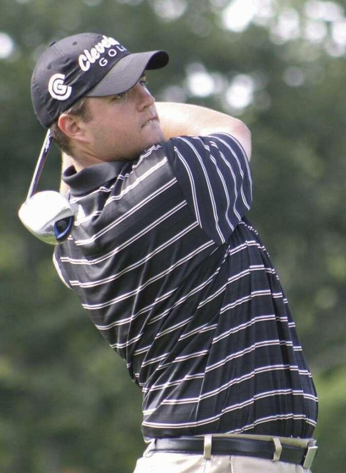 Ballo hopes to follow in Keegan Bradley's golf shoes