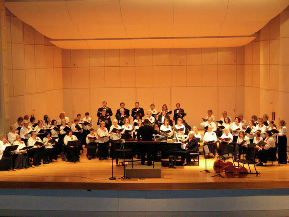 Hour file photoThe Norwalk Community Chorale, seen here in its Spring Concert from 2011, will perform its annual spring concert on June 2.