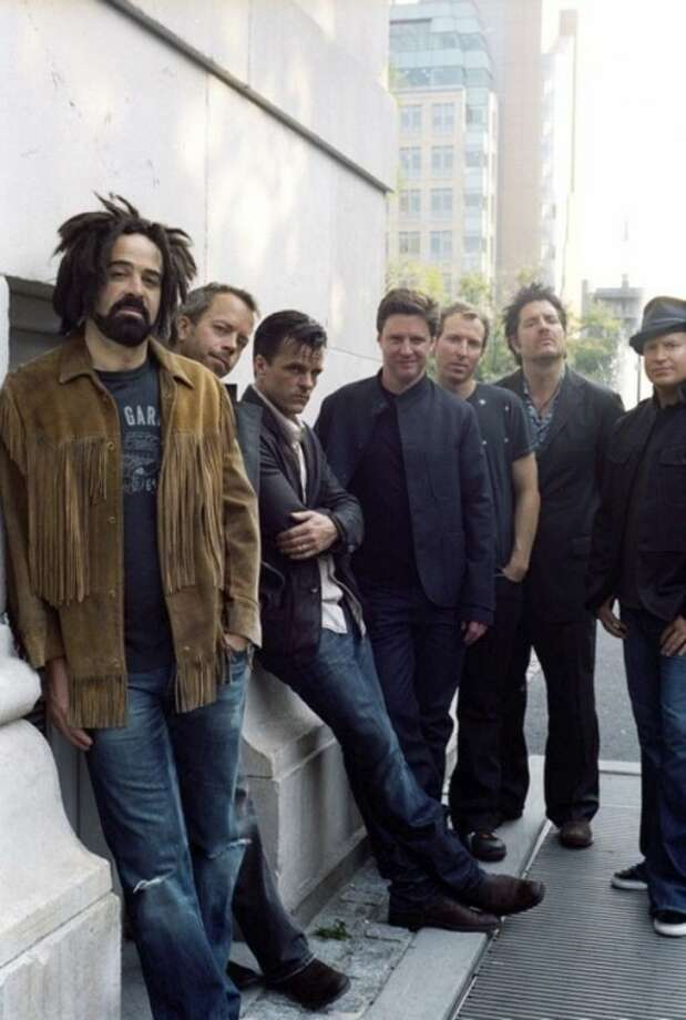 Contributed photoCounting Crows will play Ives Concert Park Tuesday.
