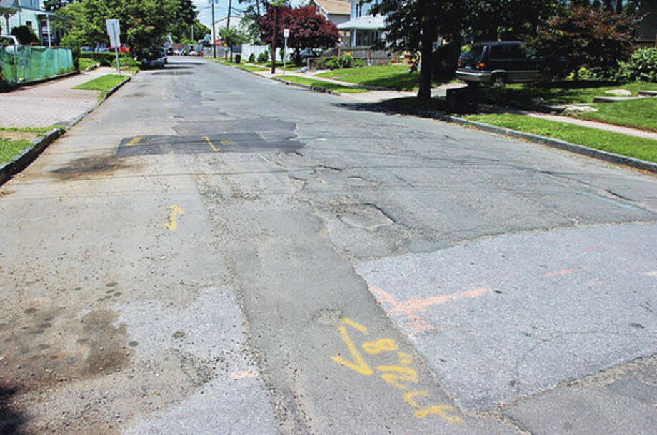 Department of Public Works is gearing up for $479,907 drainage improvement project in West Main/Summer Street neighborhood. The project will be done in conjunction with repaving of streets.Hour photo / Erik Trautmann / (C)2012, The Hour Newspapers, all rights reserved