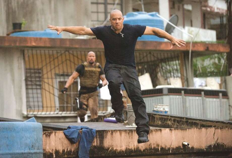 Action-packed 'Fast Five' opening at IMAX