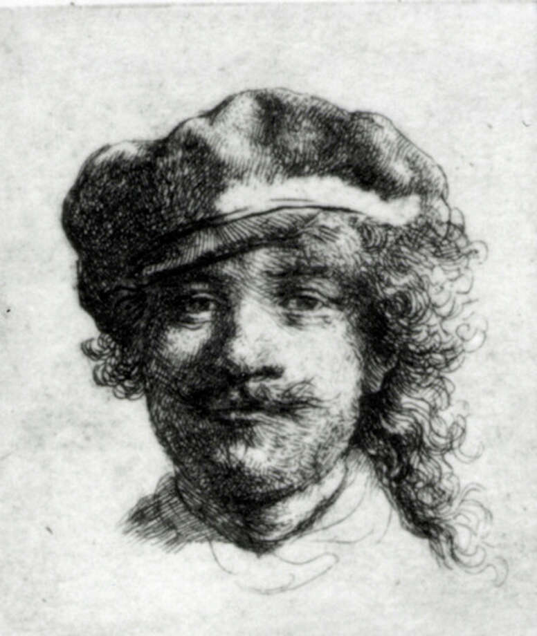 "FILE - This undated file photograph released by the Isabella Stewart Gardner Museum shows the etching ""Self-Portrait,"" by Rembrandt, one of more than a dozen works of art stolen by burglars in the early hours of March 18, 1990.The FBI said Monday, March 18, 2013, it believes it knows the identities of the thieves who stole the art. Richard DesLauriers, the FBI's special agent in charge in Boston, says the thieves belong to a criminal organization based in New England the mid-Atlantic states. (AP Photo/Isabella Stewart Gardner Museum, File) NO SALES / Isabella Stewart Gardner Museum"