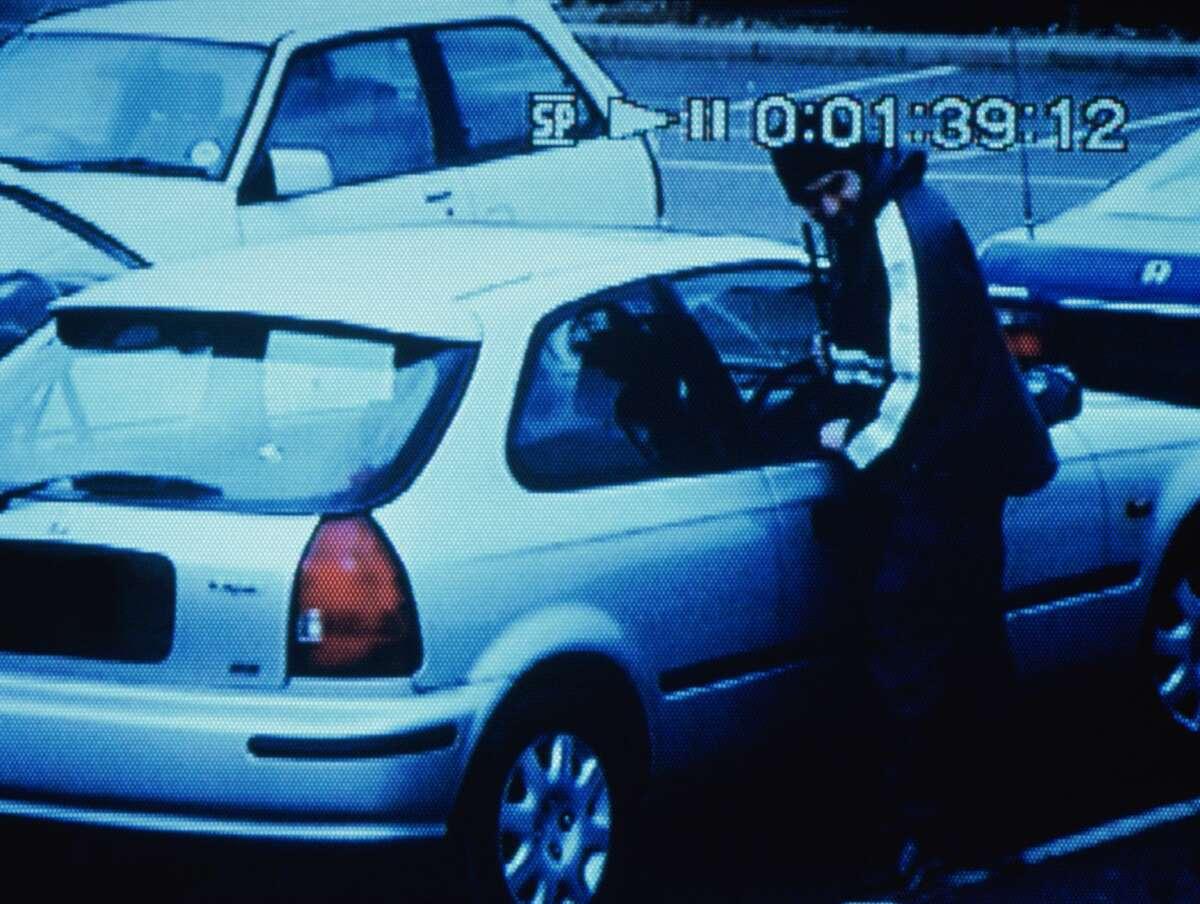 1. Always lock your vehicle.