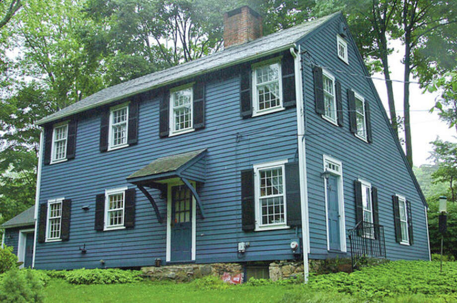 "A ""saltbox"" home at 42 Compo Road North has been designated by Westport as a historic landmark property, which means it cannot be demolished.Hour photo / Erik Trautmann / (C)2012, The Hour Newspapers, all rights reserved"