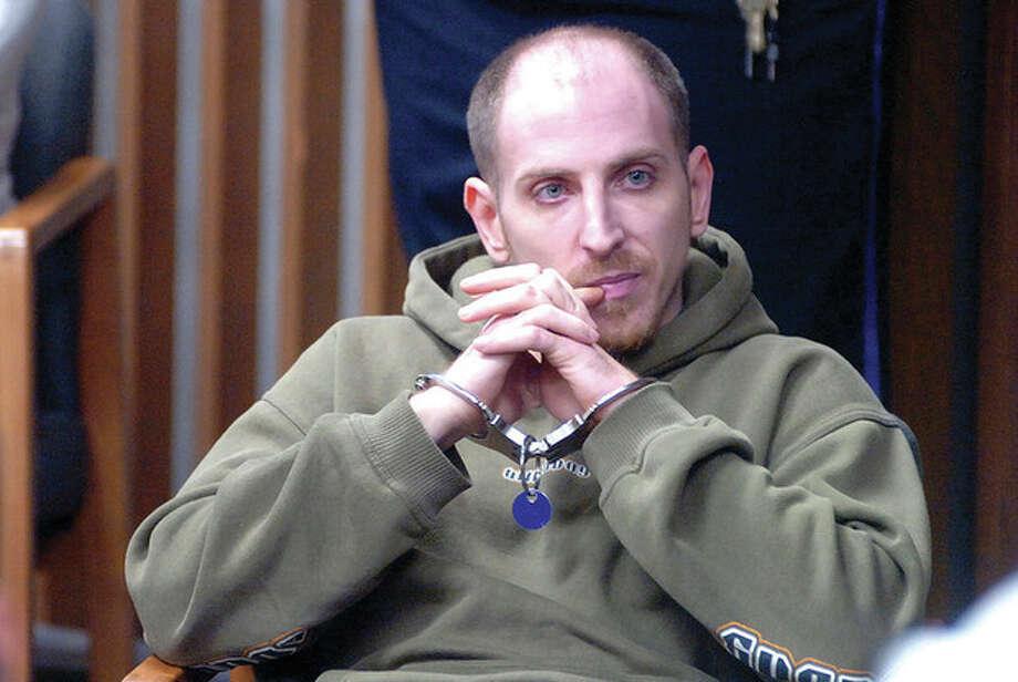 Hour Photo/ Alex von Kleydorff. Justin Smith in Norwalk Superior Court / 2011 The Hour Newspapers/ Alex von Kleydorff