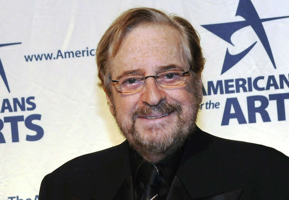 In this Oct. 6, 2008 photo, Arts Advocacy Award honoree Phil Ramone attends the 2008 National Arts Awards presented by Americans For The Arts at Cipriani's 42nd St. in New York. Ramone, the Grammy Award-winning engineer and producer whose platinum touch included recordings with Ray Charles, Billy Joel and Paul Simon, has died. He was 72. His son, Matt Ramone, confirmed the death. Phil Ramone was among the most honored and successful music producers in history, winning 14 Grammys and working with many of the top artists of his era. (AP Photo/Evan Agostini) / FR159486 AP