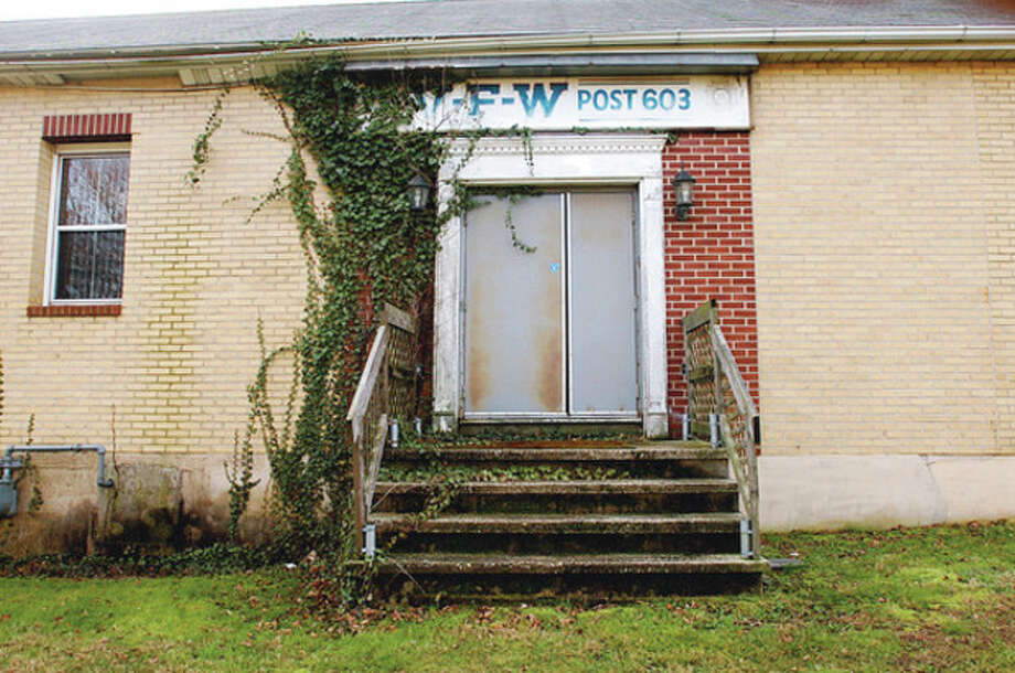 Heroes Village, a regional veterans organization, wants to buy the former Veterans of Foreign Wars property on High St and Route 1 in Norwalk and convert it into transitional housing for homeless female veterans. Hour photo / Erik Trautmann / (C)2011, The Hour Newspapers, all rights reserved