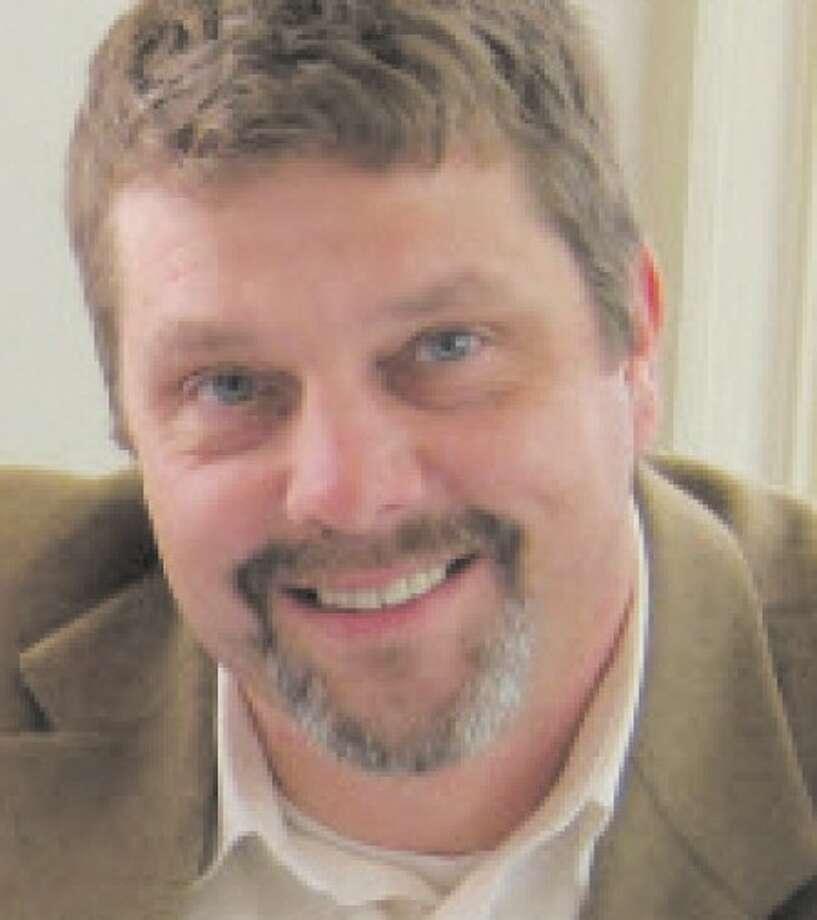 Wilton Republican Town Committee chairman Al Alper