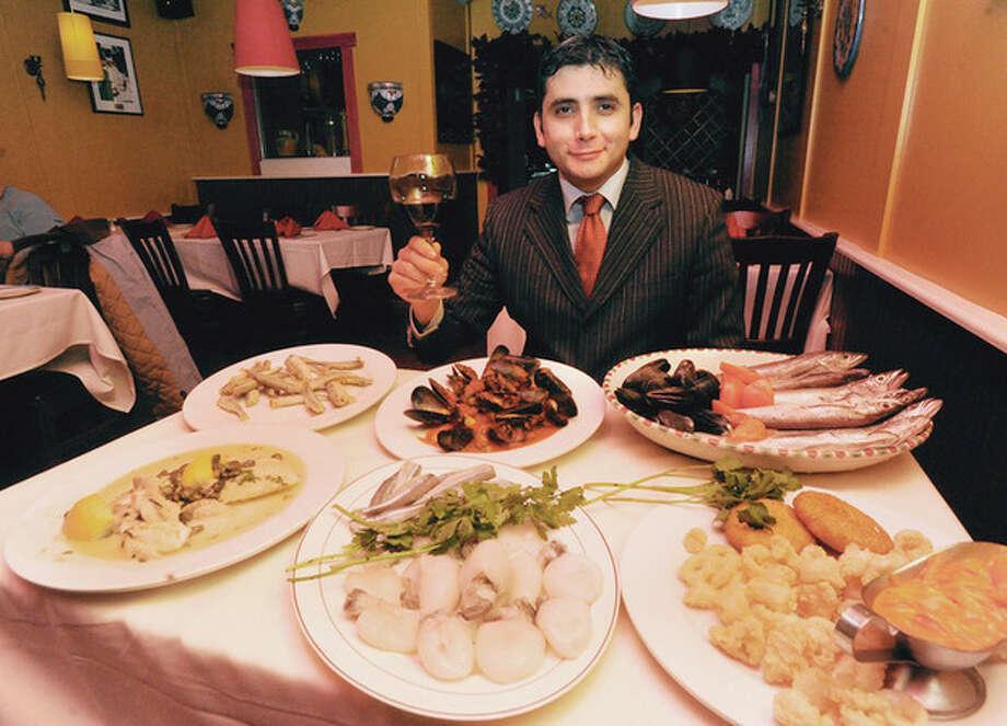 Feast of the seven fishes norwalk restaurant to offer for Restaurants serving christmas dinner
