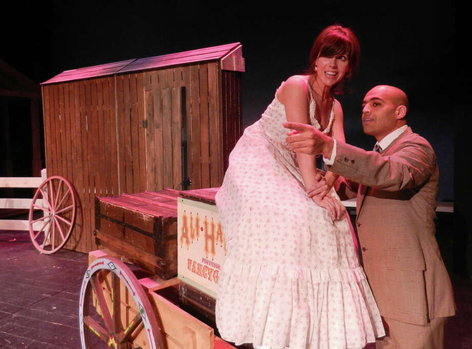 Contributed photoCurtain Call Theatre in Stamford will revive Oklahoma!, running through April.