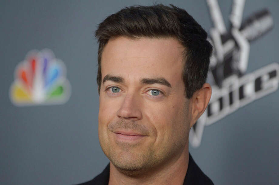 """FILE - In this March 20, 2013 file photo, Carson Daly arrives at the 4th season premiere screening of """"The Voice"""" at the TCL Theatre, in Los Angeles. NBC said Wednesday, April 10, 2013, that """"Last Call with Carson Daly"""" has been renewed for a 13th season. (Photo by Richard Shotwell/Invision/AP, File) / Invision"""