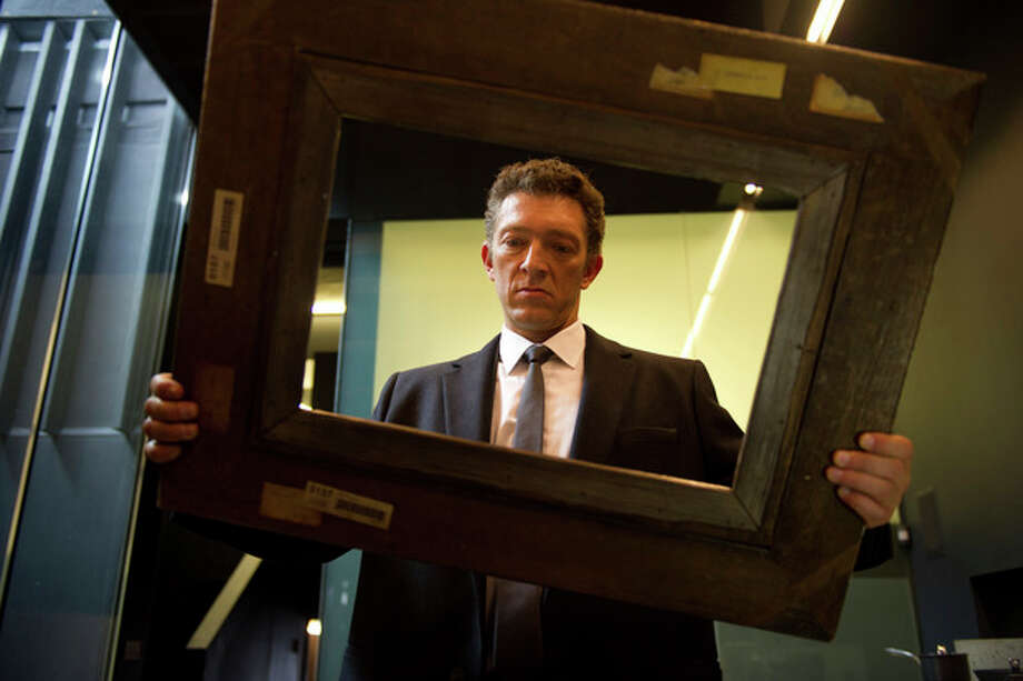 """This film image released by Fox Searchlight shows Vincent Cassel in a scene from """"Trance."""" (AP Photo/Fox Searchlight, Susie Allnutt) / Fox Searchlight"""