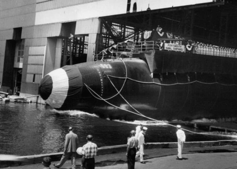 / Portsmouth Naval Shipyard