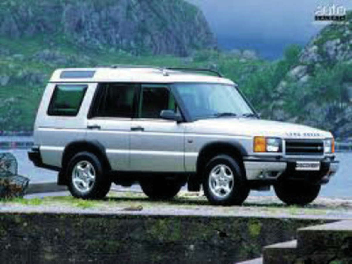 Police are searching for the driver of a white gold Land Rover who fled the scene of a hit-and-run accident. Contributed photo