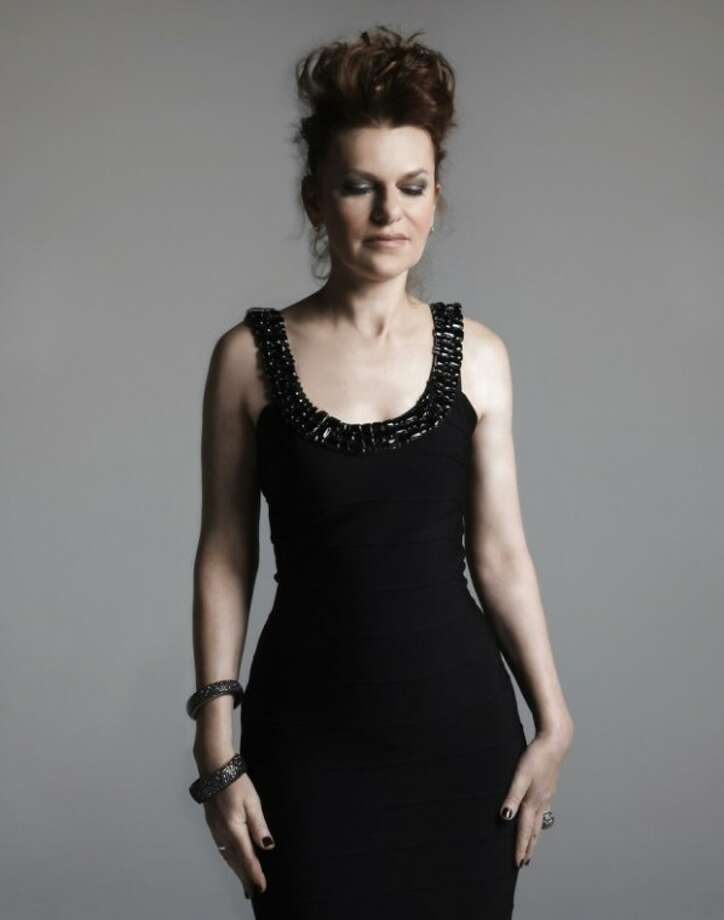 Sandra Bernhard loves being herself