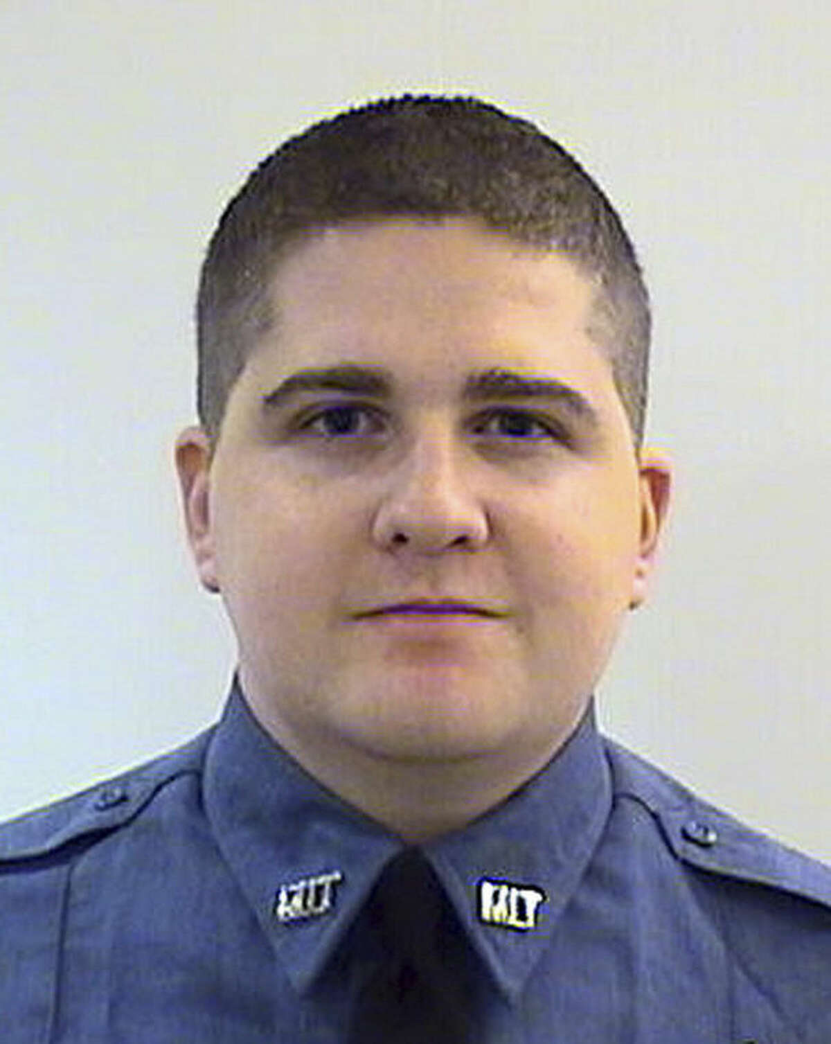 This undated photo provided by the Middlesex District Attorney's Office shows Massachusetts Institute of Technology Police Officer Sean Collier, 26, of Somerville, Mass., who was shot to death Thursday, April 18, 2013 on the school campus in Cambridge, Mass. Thousands of MIT students, faculty and staff as well as law enforcement officials from across the nation are expected to attend a memorial service for fallen campus police officer Sean Collier. MIT officials say they are expecting as many as 10,000 people at the service at Briggs Field on Wednesday, April 24, 2013. (AP Photo/Middlesex District Attorney's Office)