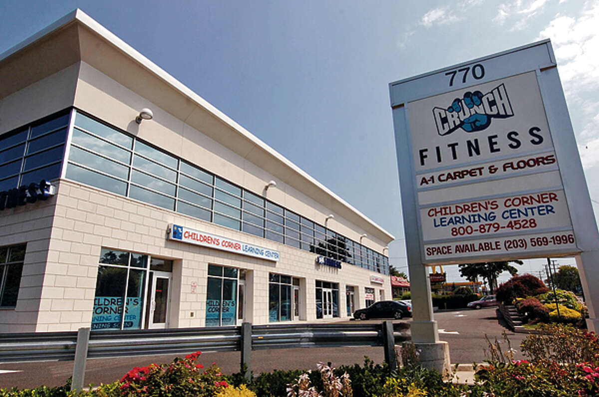 New two story building at 770 Connecticut Ave. The Zoning Commission's Zoning Committee is considering removing second-story requirement for firehouses and retail measuring greater than 80,000 square feet along Main, Westport and Connecticut avenues. Hour photo / Erik Trautmann