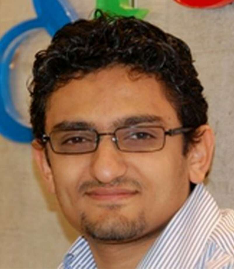 In this undated photo provided by Google Inc., Wael Ghonim, a Google Inc. marketing manager, is shown. An Egyptian businessman says Ghonim, held in anti-government protests, will go free Monday, Feb. 7, 2011. (AP Photo/Google Inc.) NO SALES