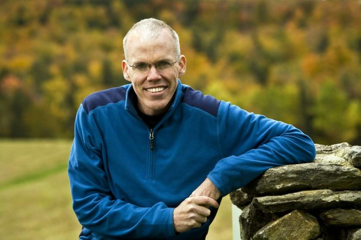 Environmentalist-author: Climate change a present Bill McKibben to speak at Wilton Library