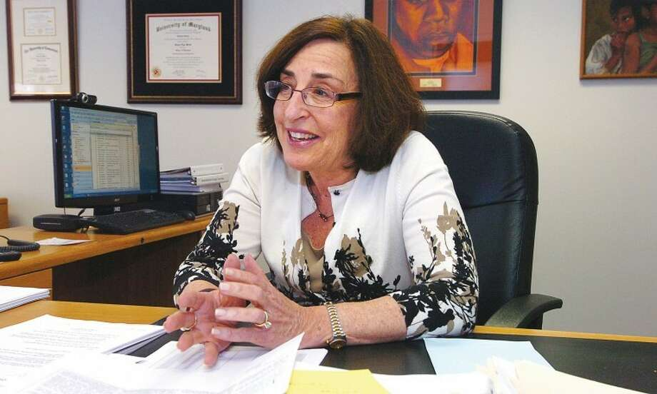 Norwalk Superintendent of Schools Susan Marks