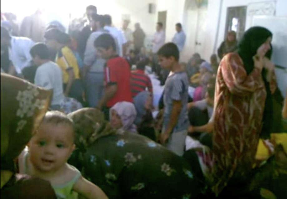 / Hama Revolution 2011