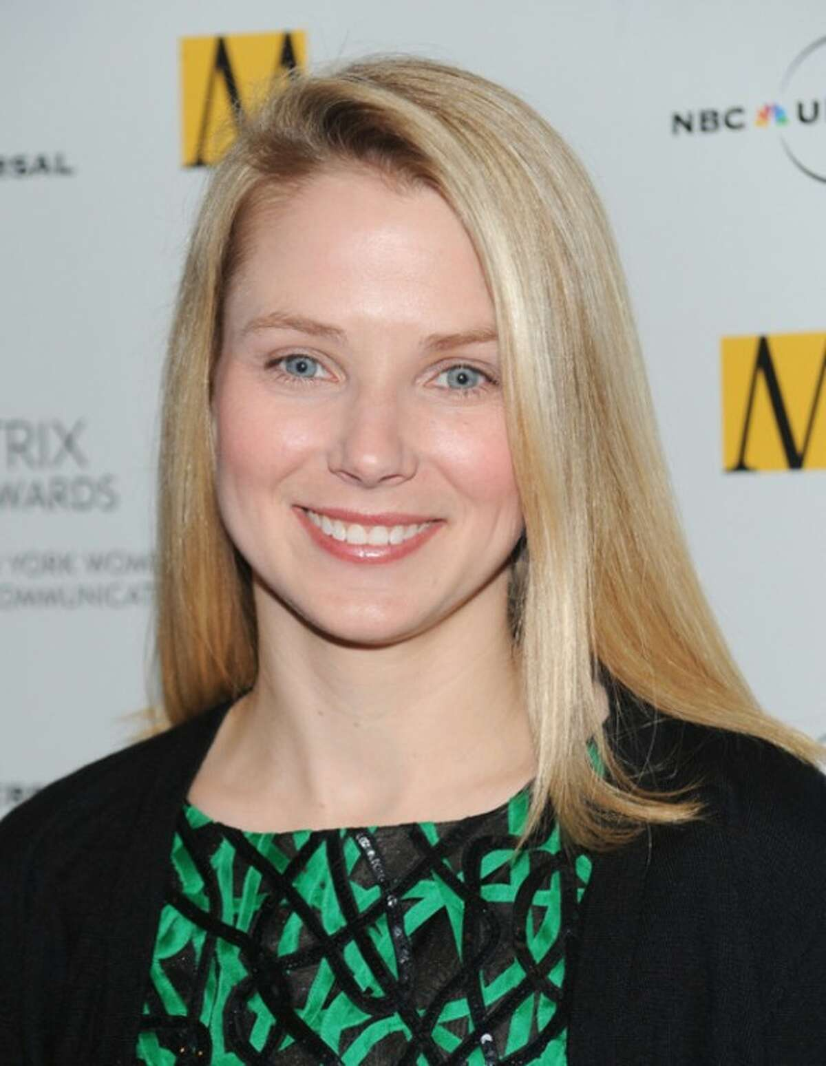 AP Photo/Evan Agostini In this Monday, April 19, 2010 file photo, Google vice president of search products and user experience, Marissa Mayer, attends the 2010 Matrix Awards presented by the New York Women in Communications at the Waldorf-Astoria Hotel in New York.
