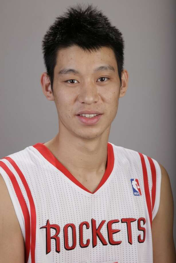 FILE - This Dec. 15, 2011 file photo shows Houston Rockets' Jeremy Lin during the teams NBA basketball media day in Houston. This would have been such an easy decision in February. Lin was the biggest thing in basketball, and no way the Knicks would have let him go elsewhere. Now, knowing his price and with no assurance he'll play as he did when Linsanity reigned, the Knicks may allow Lin to leave for Houston. (AP Photo/David J. Phillip, File)