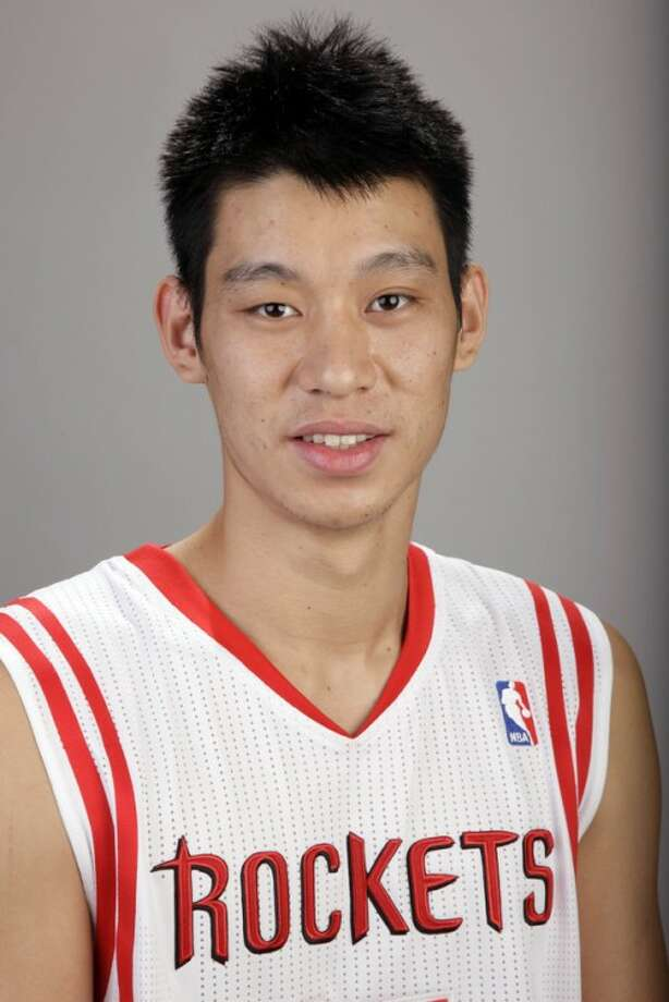 FILE - In this Dec. 15, 2011 file photo, Houston Rockets' Jeremy Lin is shown during the team's NBA basketball media day in Houston. Linsanity could be put to rest in New York when the clock strikes midnight. That's the deadline the New York Knicks face to match the daunting offer the Rockets have made to Lin, the Harvard point guard who dazzled all of basketball for a brief stretch last season. (AP Photo/David J. Phillip, File)