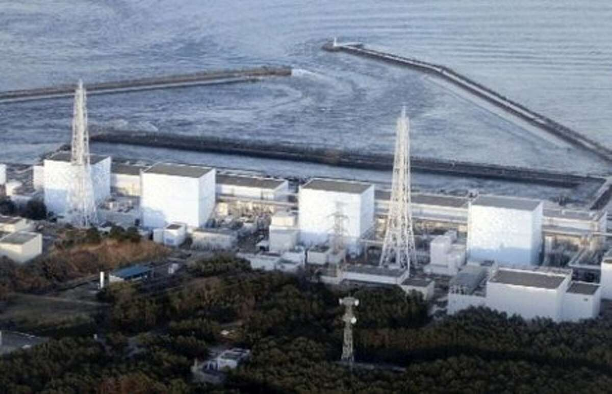 Fukushima Daiichi power plant''s Unit 1 is seen in Okumamachi, Fukushima prefecture, Japan, Friday, March 11, 2011. The nuclear power plant affected by a massive earthquake is facing a possible meltdown, an official with Japan''s nuclear safety commission said Saturday. (AP Photo/The Yomiuri Shimbun, Yasushi Kanno) JAPAN OUT, CREDIT MANDATORY