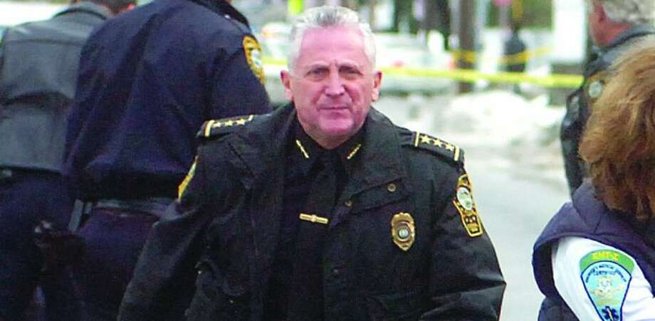 Hour file photo -- Police Chief Harry Rilling.