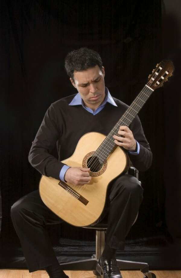 Jorge Caballero adds guitar excellence to Norwalk Symphony's season finale