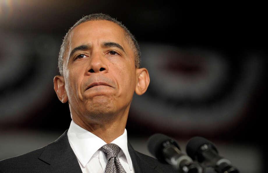 President Barack Obama / AP