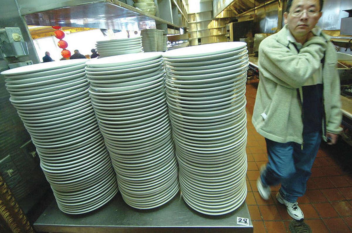 Hour Photo/ Alex von Kleydorff. Auction at the closed Jani Restaurant in the WalMart shopping center