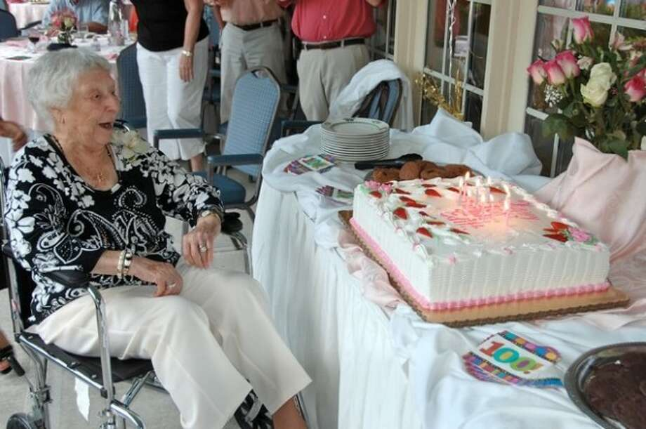 After scare, woman celebrates 100 in style