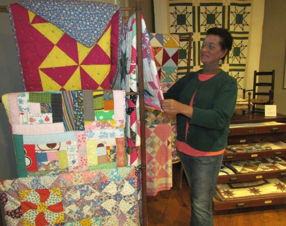 Blanketing the city Norwalk Quilt Trail stitches together pieces of local history