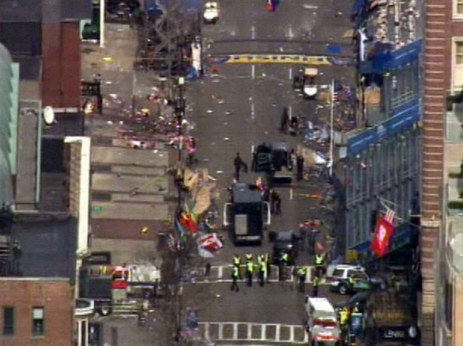 Boston Marathon-Explosions - The Hour