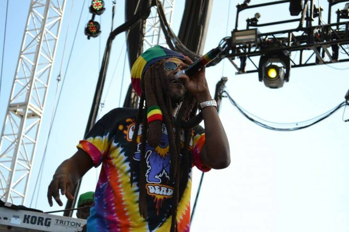 Steel Pulse at 2012 Gathering of the Vibes. Photo: Mike Horyczun.