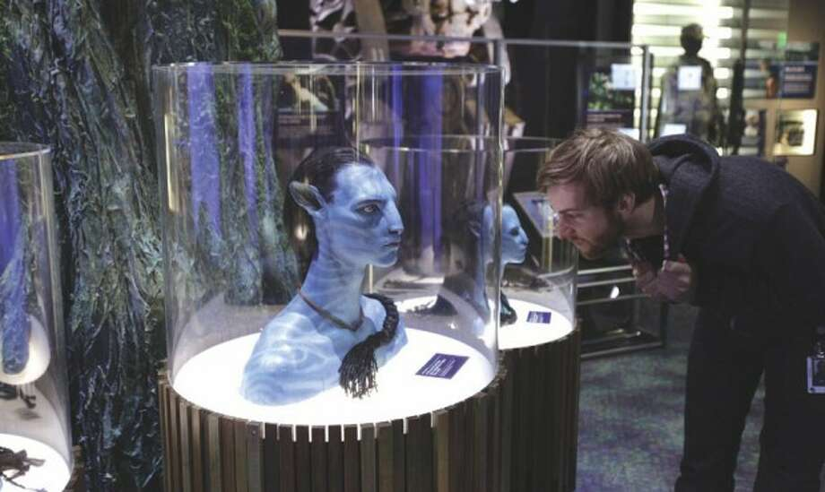 'Avatar' gets top billing at Seattle museum