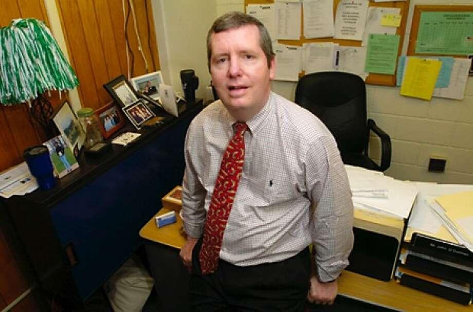 Norwalk High School Guidance Counselor John O