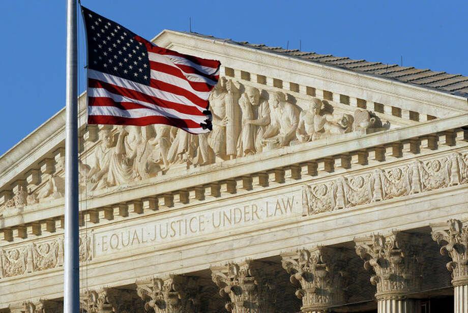 Supreme Court / AP