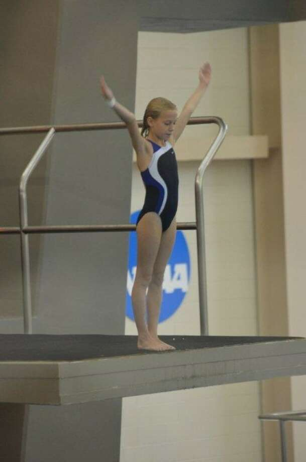 Whirlwind Divers take second place at Zones meet
