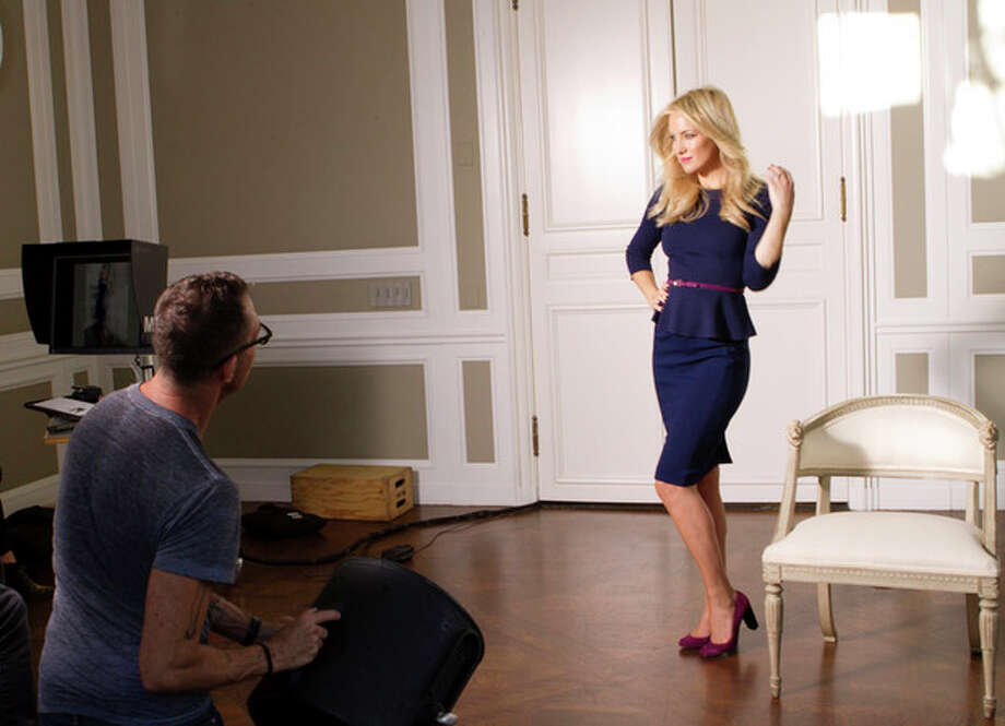 An undated image released by Ann Taylor shows actress Kate Hudson. The clothing company announced that Hudson will be the face of their fall 2012 campaign. (AP Photo/Ann Taylor) / Ann Taylor