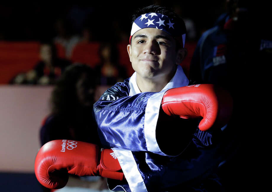 US boxer Diaz gets Olympics off to strong start / AP
